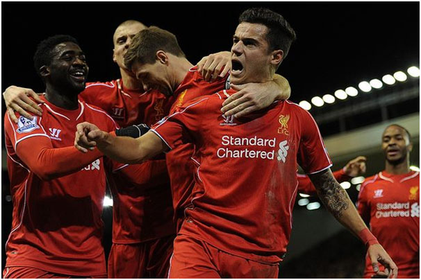 Coutinho and Ibe : Our Season's Silver Lining