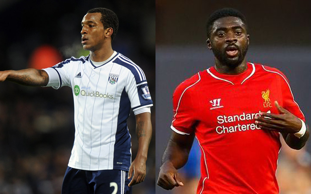 Delighted Kolo Toure and Andre Wisdom discuss their new Liverpool contracts
