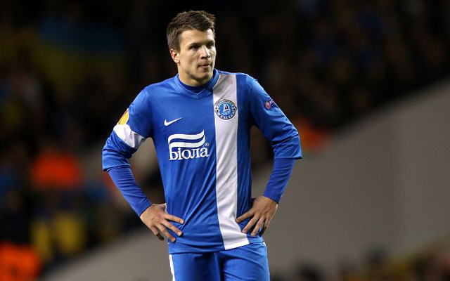 Yevhen Konoplyanka apologises for not joining Liverpool last year