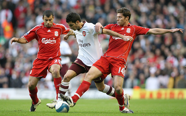 Ranking Steven Gerrard's 23 regular midfield partners – from Alonso to Zenden