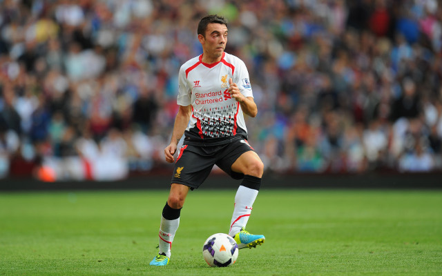 Iago Aspas: 'I have unfinished business with Liverpool'