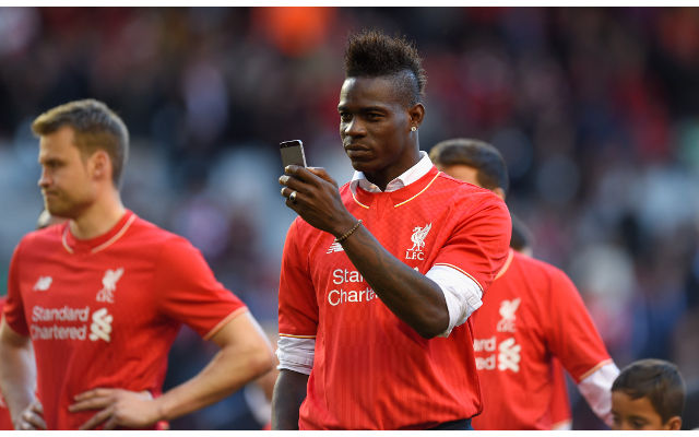 (Image) Mario Balotelli hints at hopes for better season next year with odd Instagram post