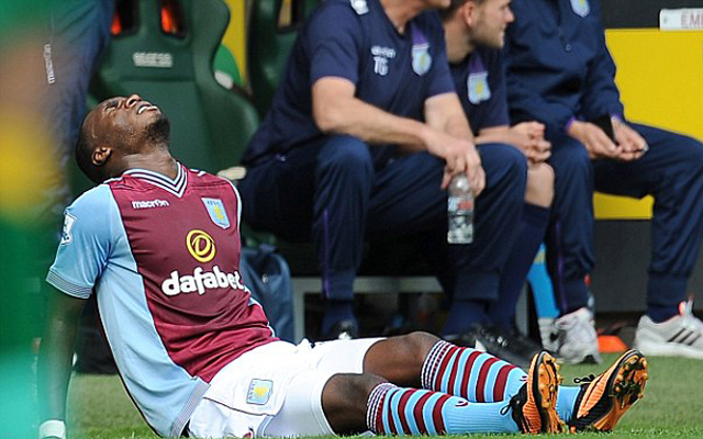 Aston Villa have lined up Benteke's replacement, much like Southampton lined up Clyne's