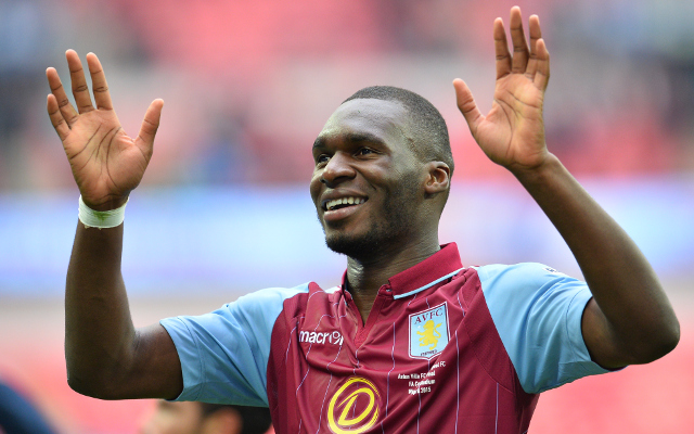 Do these Benteke quotes suggest he's staying at Villa…?