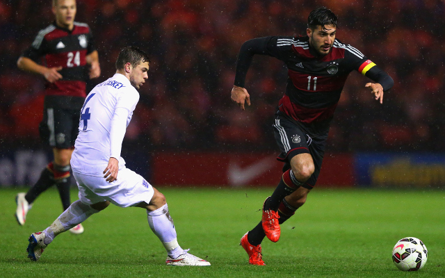 Emre Can selected for Germany U21 squad for European Championship