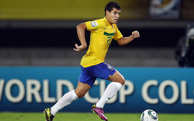 Philippe Coutinho bizarrely dropped form Brazil squad, days after Stoke winner