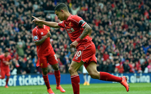 Former Red backs Coutinho to shine once again
