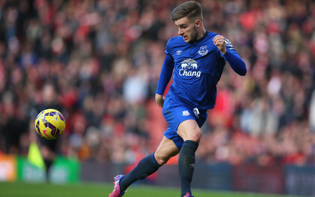 Liverpool set for surprise bid for Everton youngster