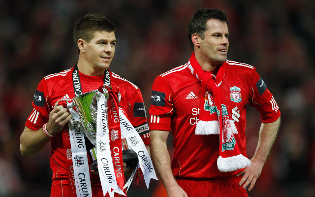 Gerrard: He was 'my rock' – Stevie names ex-team-mate as key to captaincy