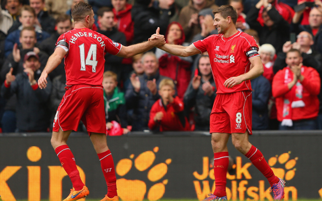 Jordan Henderson backs side to succeed after Steven Gerrard's departure