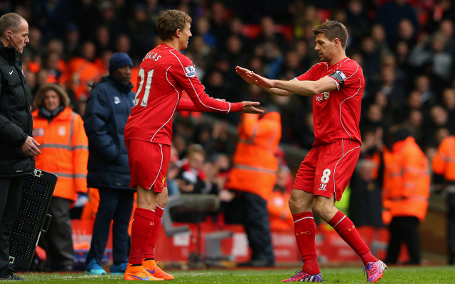 Brendan Rodgers hails Steven Gerrard after skipper bags winner