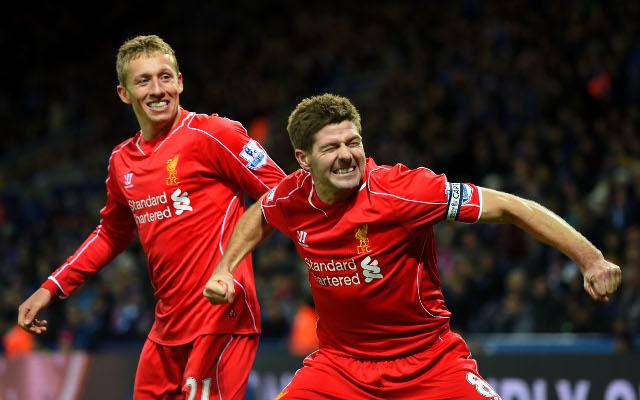 Gerrard wants holding midfielder at Anfield next season