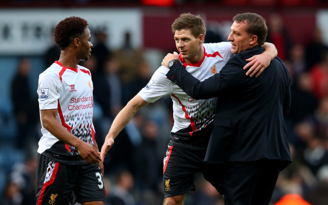 Steven Gerrard urges board to back Brendan Rodgers in the transfer market