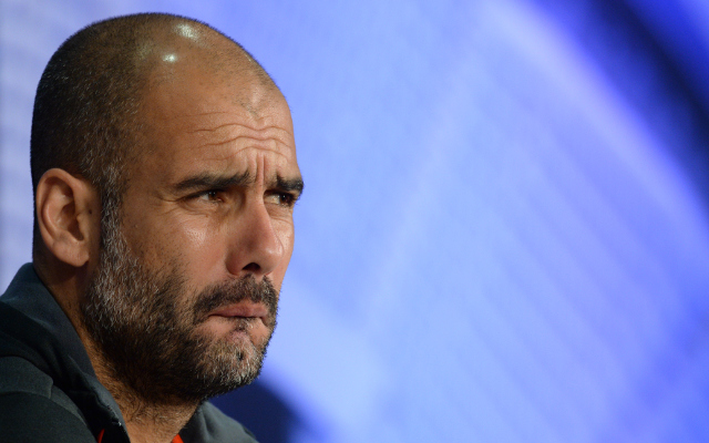 (Video) Noel Gallagher gives Guardiola death stare as new City boss makes Liverpool comparison
