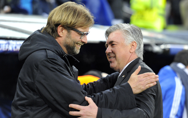 Ancelotti disrespects Liverpool; thinks Anfield will be easy & Napoli won't be scared