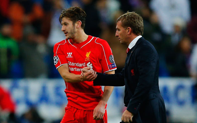 Adam Lallana: Why I want Brendan Rodgers and Raheem Sterling to stay