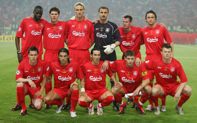 Every player in Liverpool's 2005 Champions League run – where are they now?