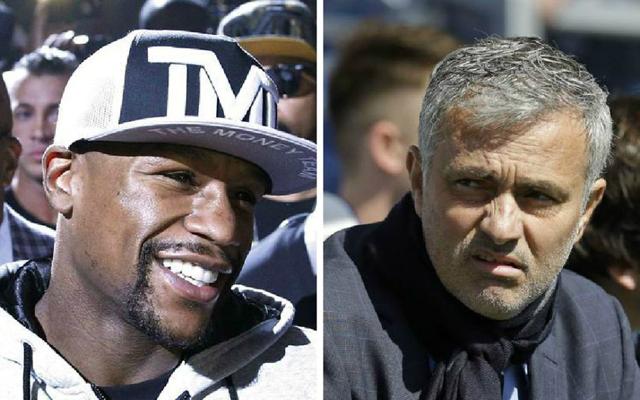 Floyd Mayweather is just like Jose Mourinho, says Liverpool star