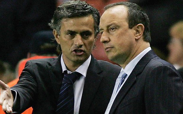 Mourinho makes disgusting Benitez comments, after his wife made harmless joke