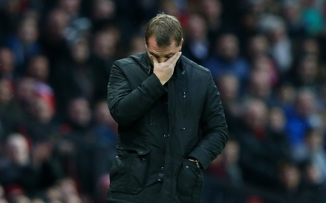 Brendan Rodgers sacked as Liverpool manager