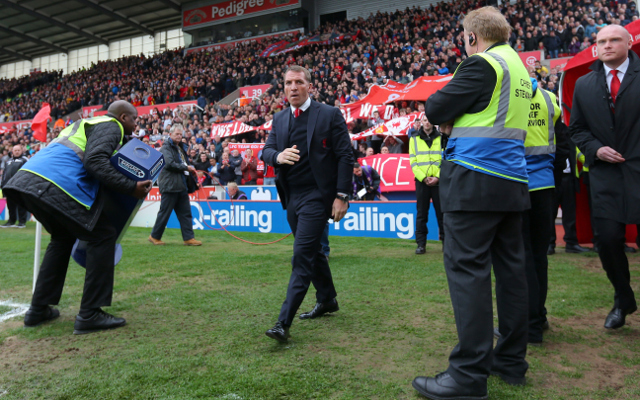 Brendan Rodgers preparing for possible sack after Stoke humiliation