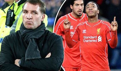 Liverpool FC – Stand by Sterling And Rodgers