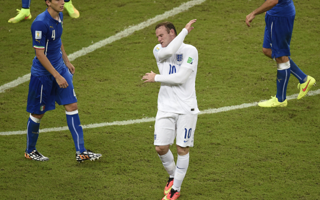Wayne Rooney admits to copying Liverpool legend's style for England