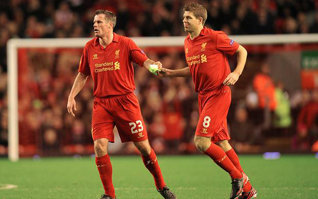 Jamie Carragher warns against Steven Gerrard returning to Liverpool on loan