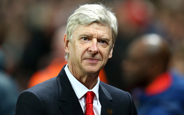 Wenger explains what would've happened if Arsenal signed Luis Suarez in 2013