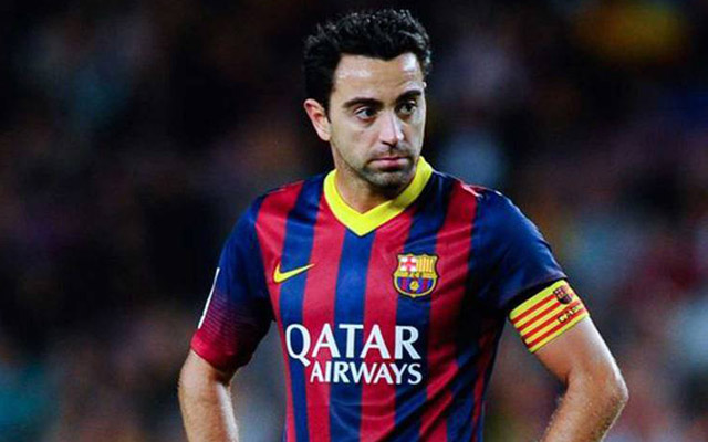 Xavi hails playmaker Adam Lallana & Liverpool legend