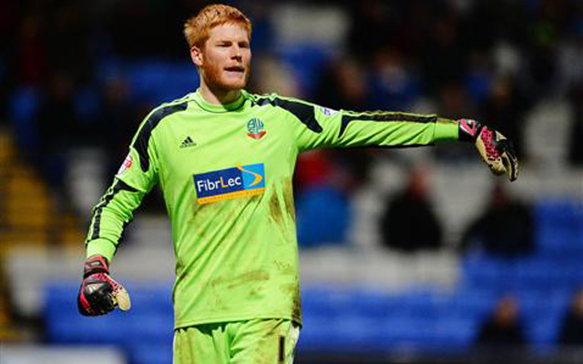 New Liverpool signing Adam Bogdan pens emotional farewell to Bolton fans