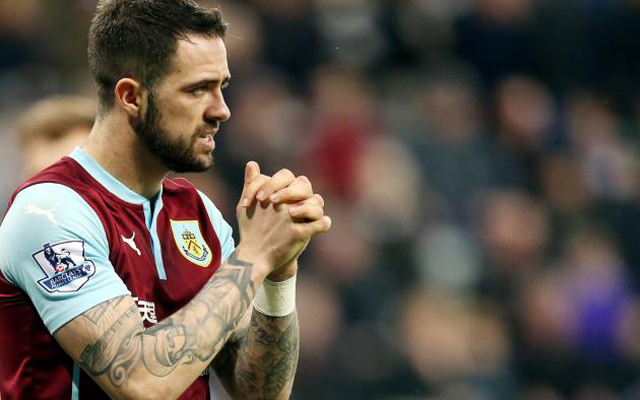 Done Deal: Liverpool sign Danny Ings from Burnley, subject to medical