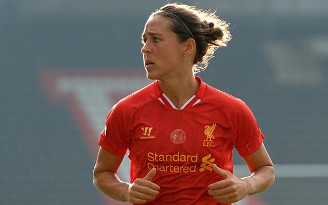 Liverpool's Fara Williams helps lead England's women to World Cup semi-final