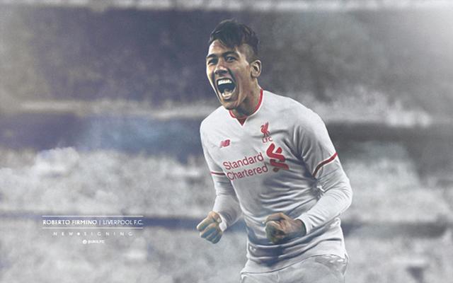 Roberto Firmino Explains Why He Chose Liverpool