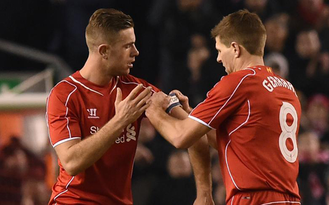 Steven Gerrard makes request to Liverpool fans RE Jordan Henderson
