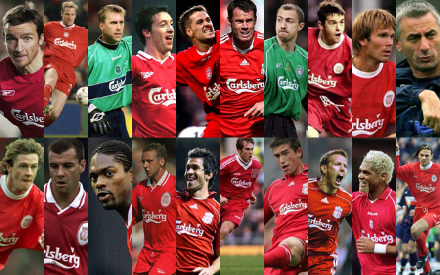 Meet the Legends: Liverpool name 19 man squad for Sunday's Real Madrid game