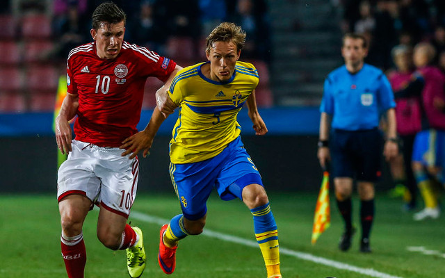 Negotiations with Swedish international at advanced stages