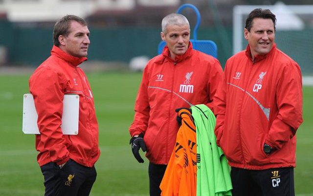 First-team coach Mike Marsh leaves Liverpool after end-of-season review