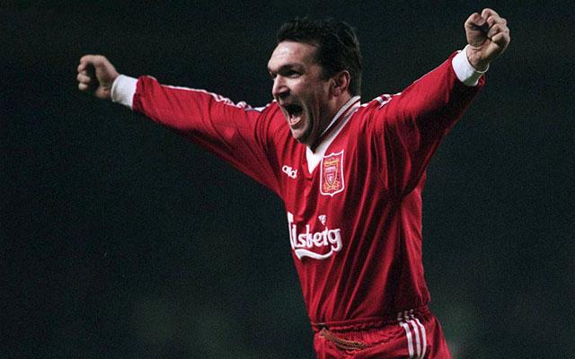 Neil Ruddock Liverpool