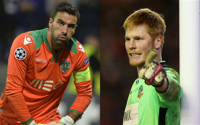 Press talk up Liverpool moves for two potential goalkeeper signings