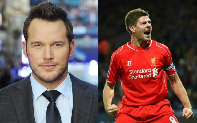 American actor Chris Pratt sends LA Galaxy warning to Steven Gerrard