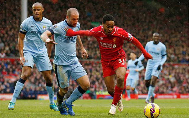 Manchester City make increased offer for Liverpool starlet Raheem Sterling