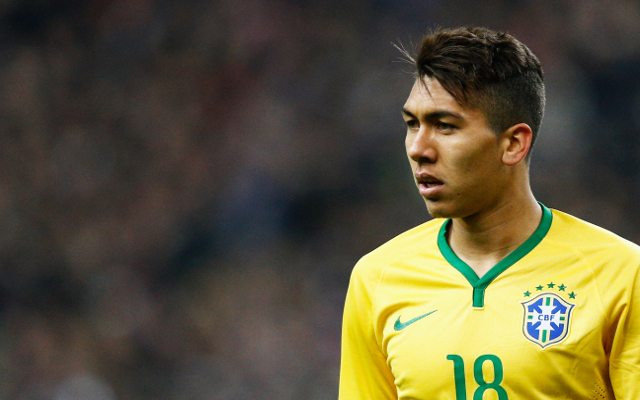 Done Deal: Liverpool complete the signing of Brazilian star Roberto Firmino