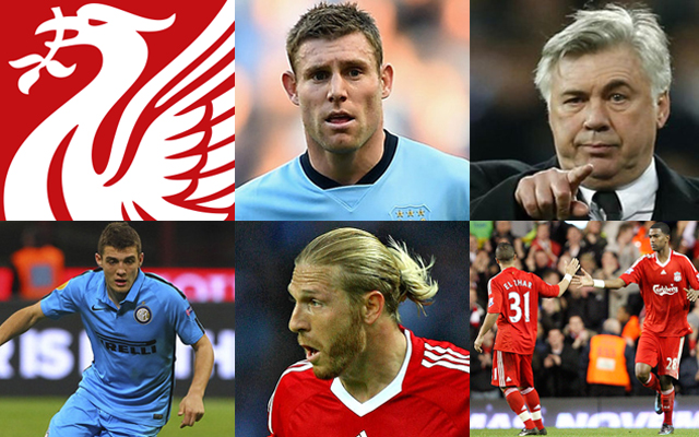 Five biggest stories of the last seven days: Milner, Bosman signings, Rodgers replacements and more