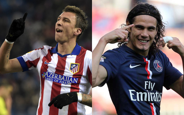Liverpool's striker hunt continues, with two rumoured targets ruled out