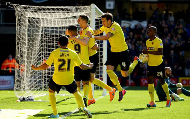 Watford star hopes to produce the unexpected when the Hornets visit Anfield