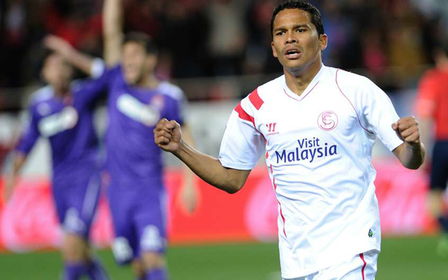 Five remaining Liverpool striker targets following Carlos Bacca's Serie A switch
