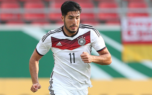 Emre Can apologises for 'shameful' performance at European Championships