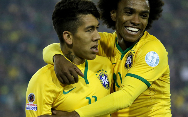 Chelsea forward pledges to help Roberto Firmino adapt to life in England