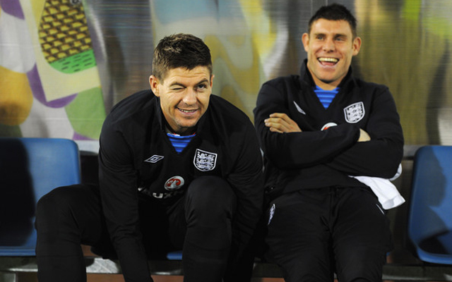 """He could do everything"" – James Milner waxes lyrical over Steven Gerrard"